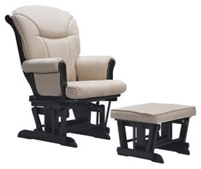 Glider chairs & ottomans - Lennox Furniture - Canadian furniture manufacturer